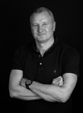 CEO Andy Dickens