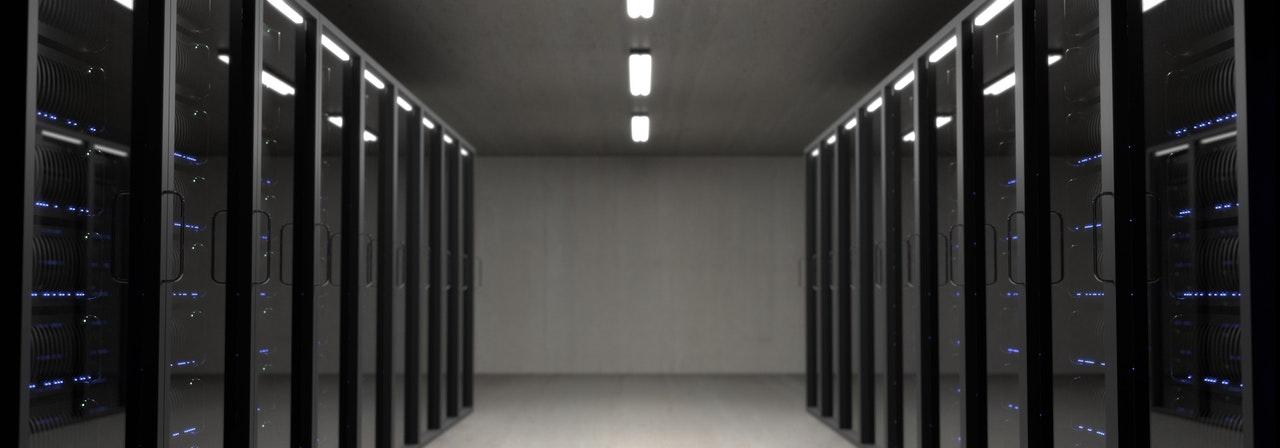 black modern database machines